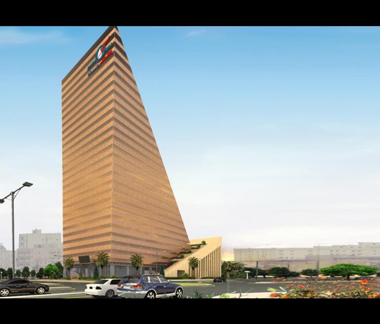 GTC 519-Kahramaa New Tower