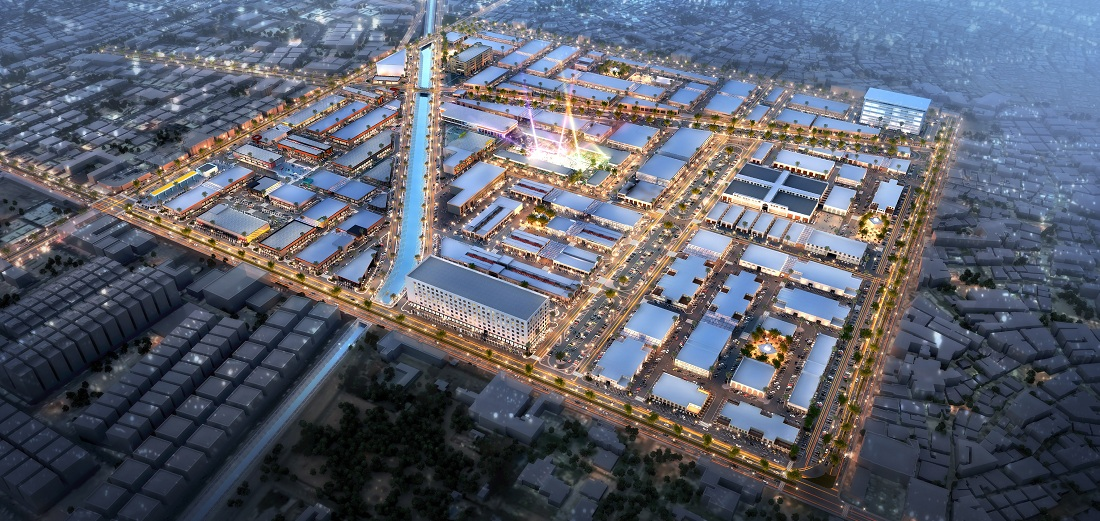 Souq 7 Development