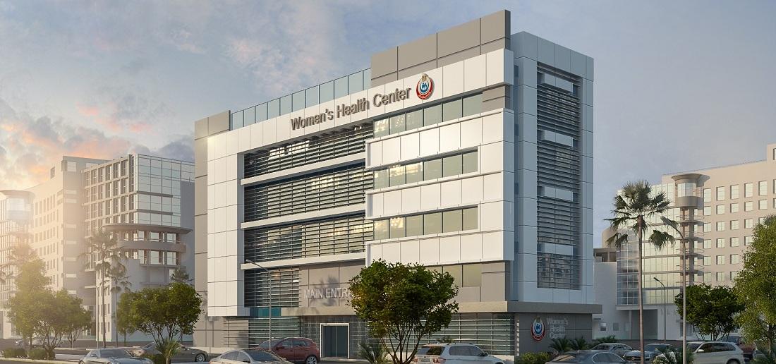 Renovation of Women Health Center