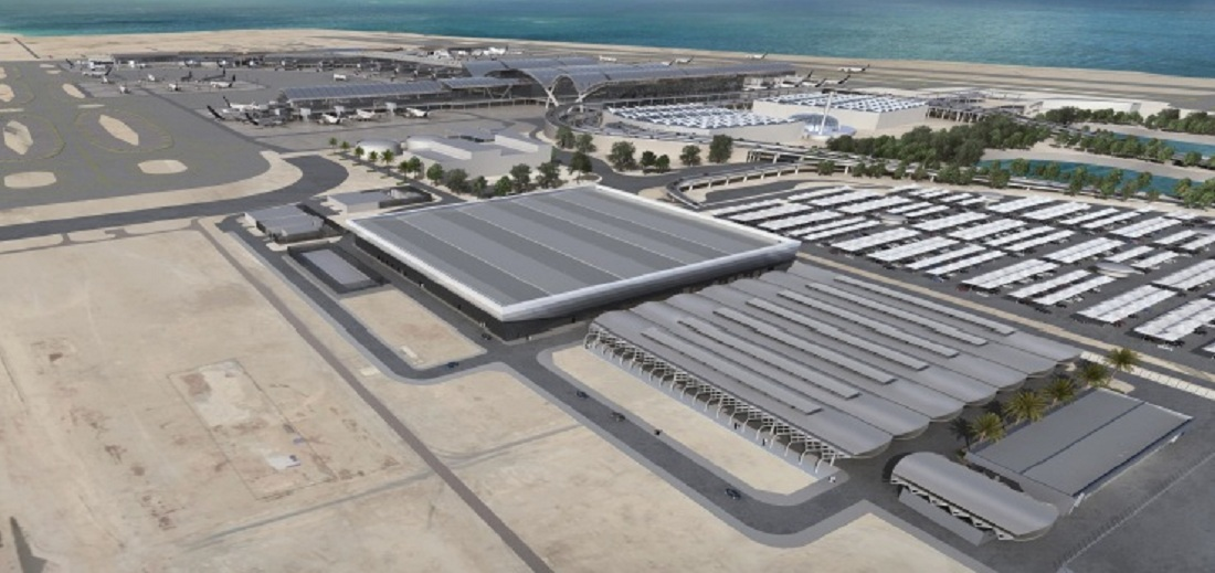 Remote Baggage Transfer Facility Building, Hamad International Airport