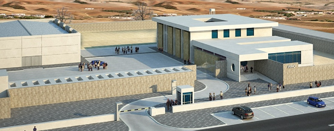 Design of WHO Office Building and Warehouse in Garowe City, Somalia