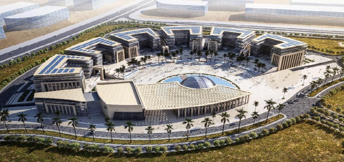 Egypt University of Informatics (EUI) at the New Capital