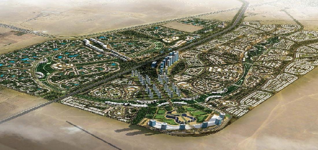 Sheikh Zayed City Extension